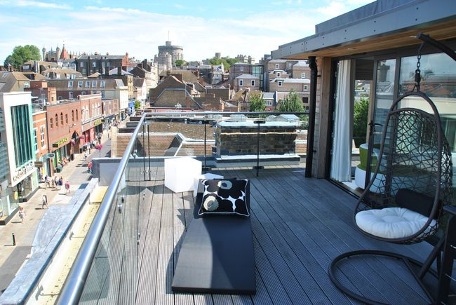 Our great apartments in Windsor and Eton - UK