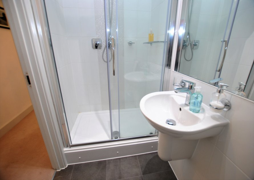 Bathroom | Sheet Street - 1 bedroom property in Windsor UK