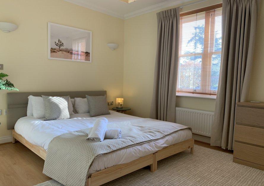 Pemberley Lodge - 2 bedroom property in Windsor UK