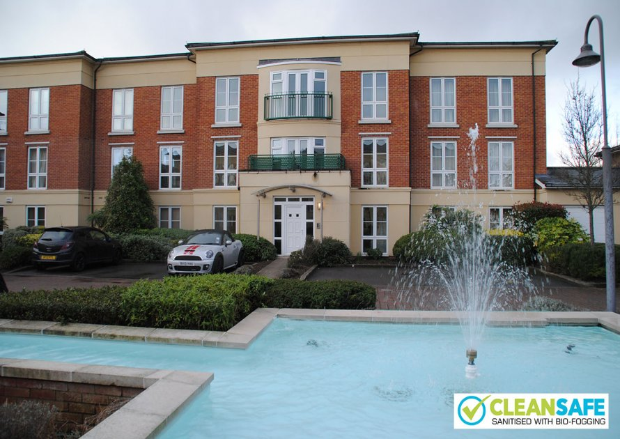 Trevelyan Court - 2 bedroom property in Windsor UK