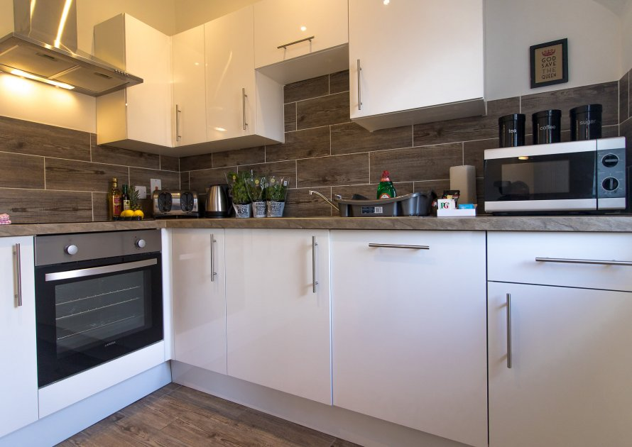 Kitchen | Lord Raglan House - 1 bedroom property in Windsor UK