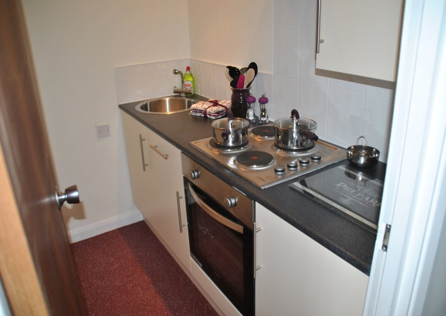 Studio 3 - 1 bedroom property in West Windsor UK