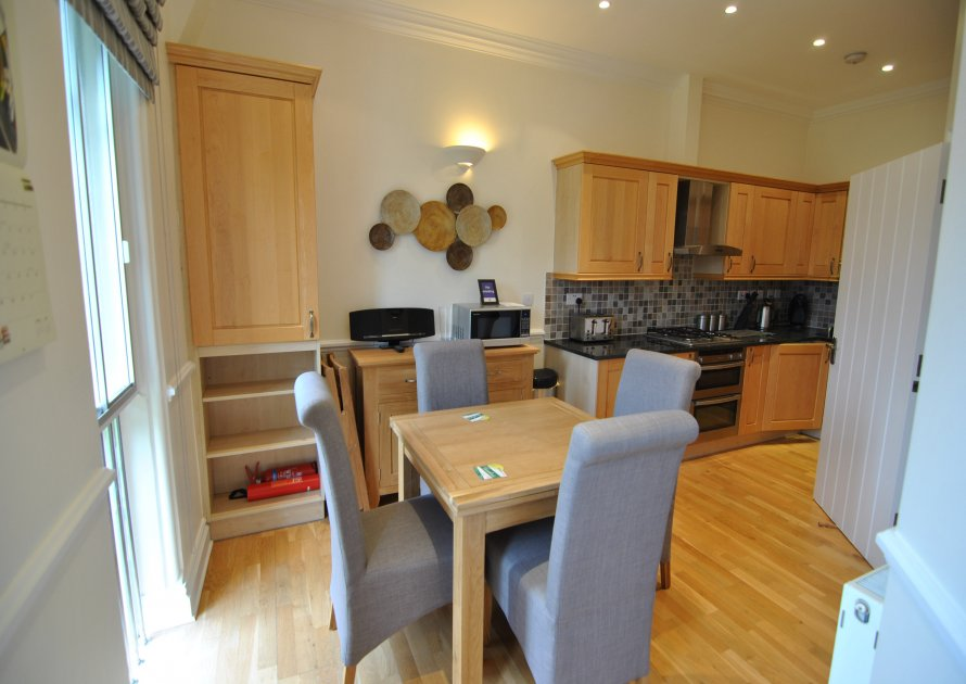Dining room | Convent Court - 2 bedroom property in Windsor UK
