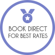 Book Direct for best rates!