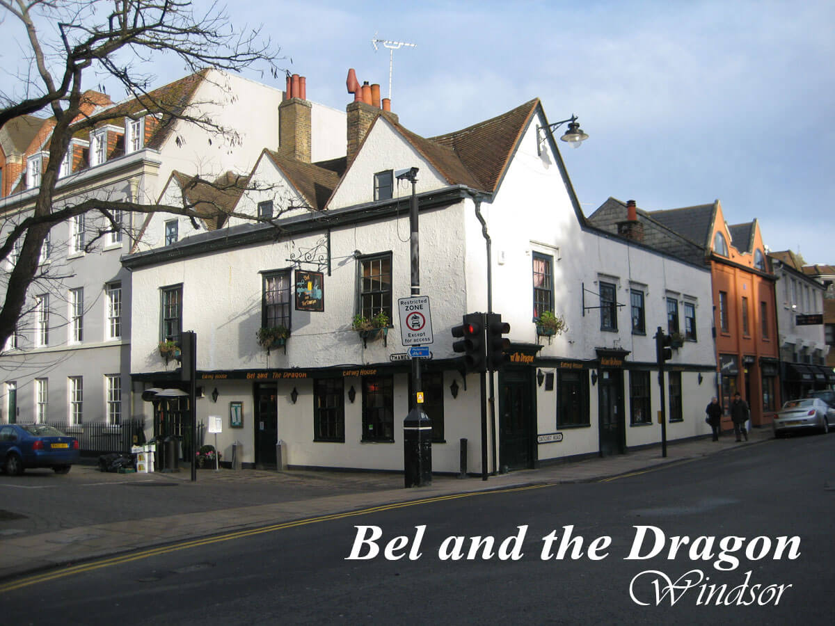 Bel and The Dragon Windsor