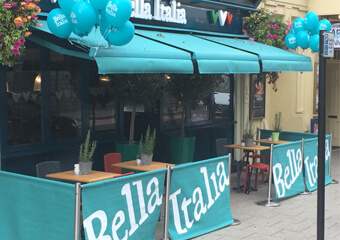 Bella Italia - places to eat in Windsor / Eton