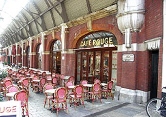 Café Rouge Windsor - places to eat in Windsor / Eton