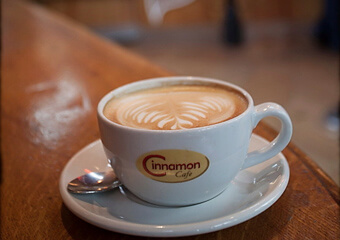 Cinnamon Cafe - places to eat in Windsor / Eton