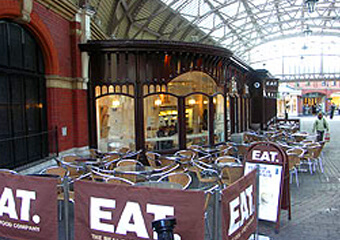 EAT - places to eat in Windsor / Eton