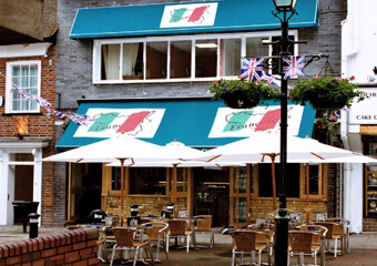 Francesco\'s - places to eat in Windsor / Eton
