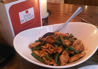 Thai Square - places to eat in Windsor / Eton
