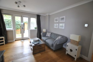 lodgings in Windsor short stay
