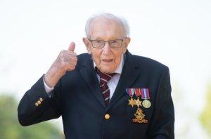 Colonel Tom Moore