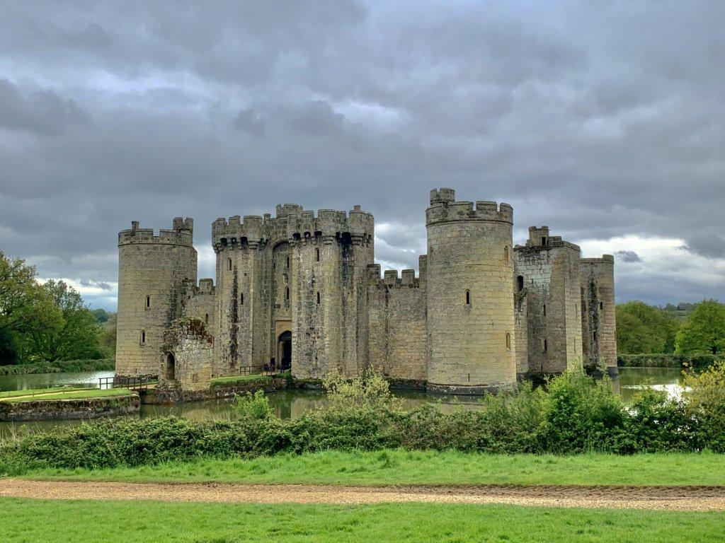 Bodiam Castle not Windsor