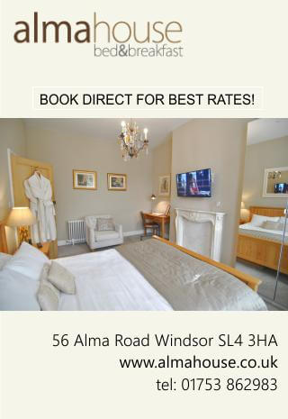 Alma House Bed and Breakfast Windsor
